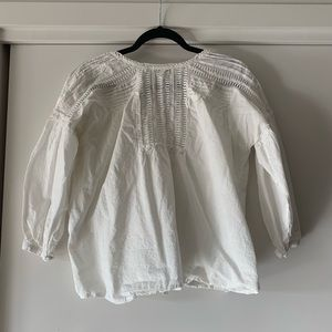 63d92213ae3 Anthropologie Tops - Anthropologie Milla Lace Tunic by Eri + Ali